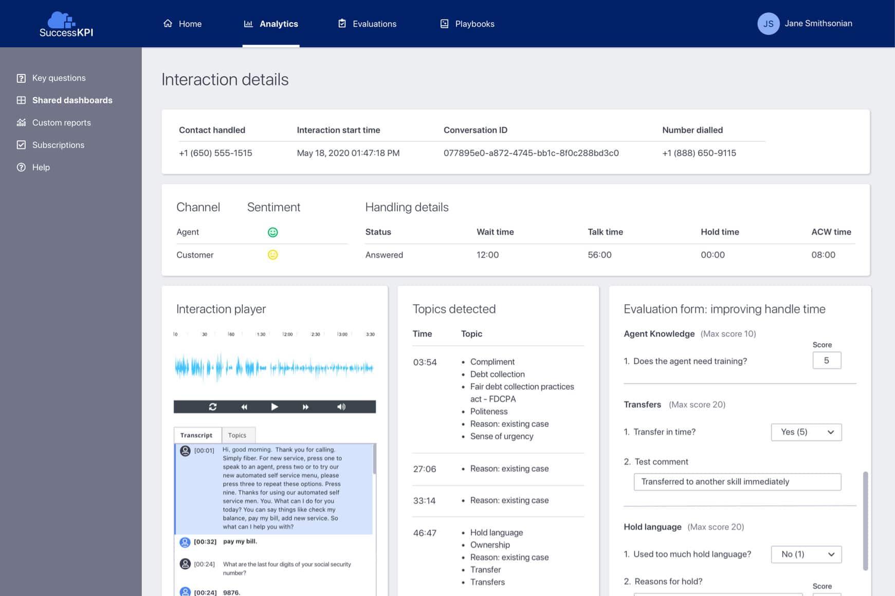 Transcription_ProductScreen